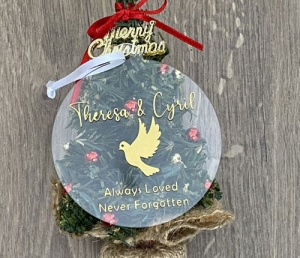 CW_Acrylic_Memorial_Bauble_AlwaysLoved